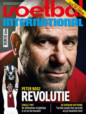 Peter Bosz Voetbal International