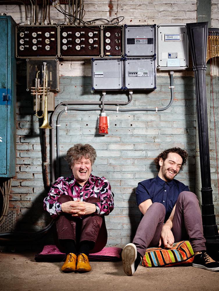 Eric Vloeimans & Remy van Kesteren
