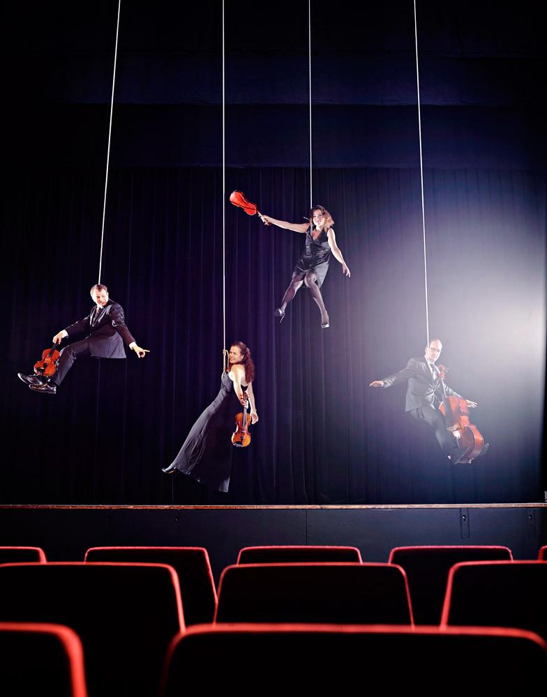 gaudi quartet