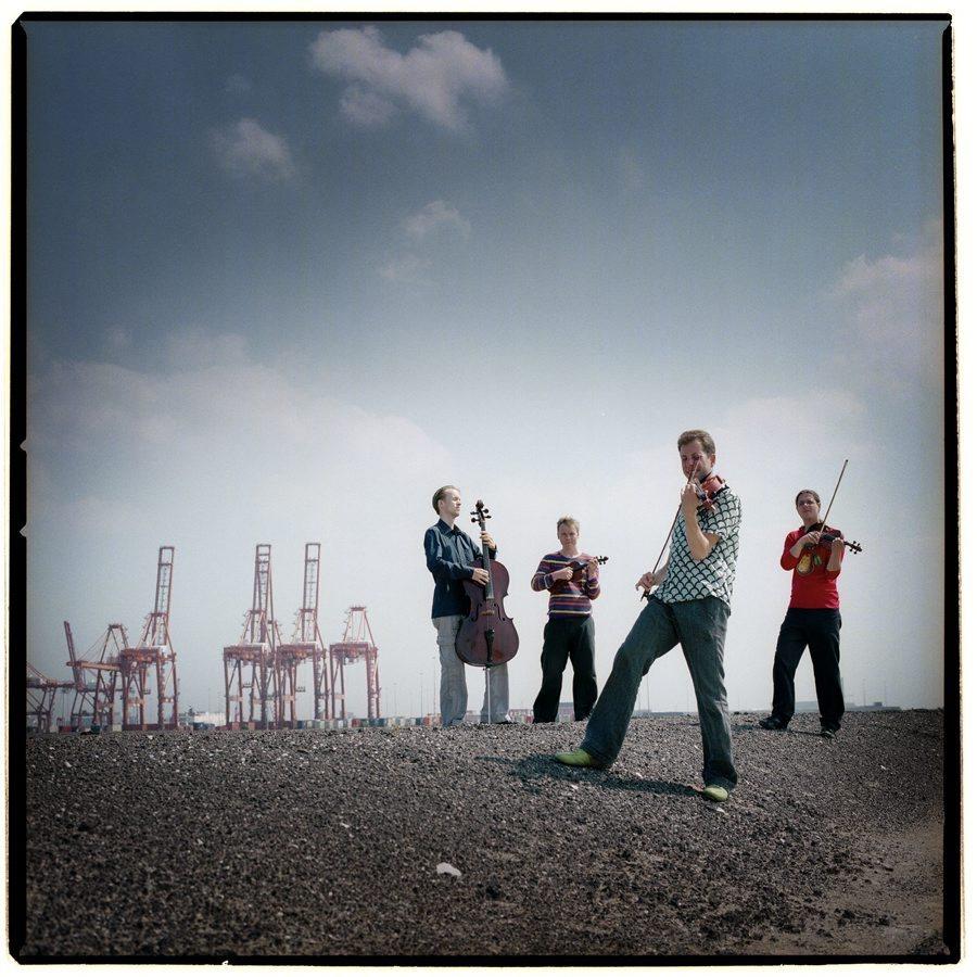 zapp 4 string quartet