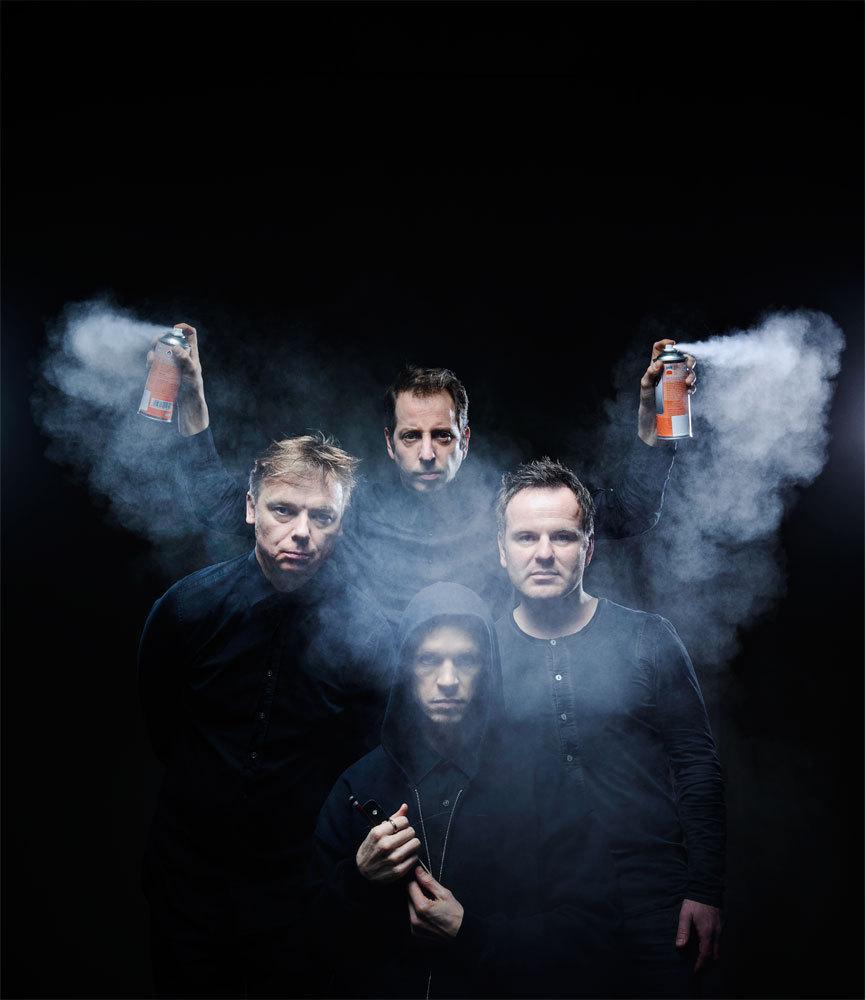 zapp4 string quartet